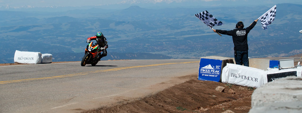 APRILIA FINISHES FIRST AT 2019 PIKES PEAK RACE