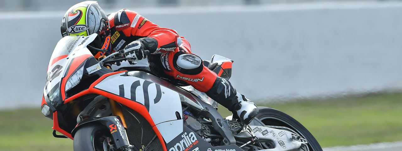 Superbike at Magny Cours