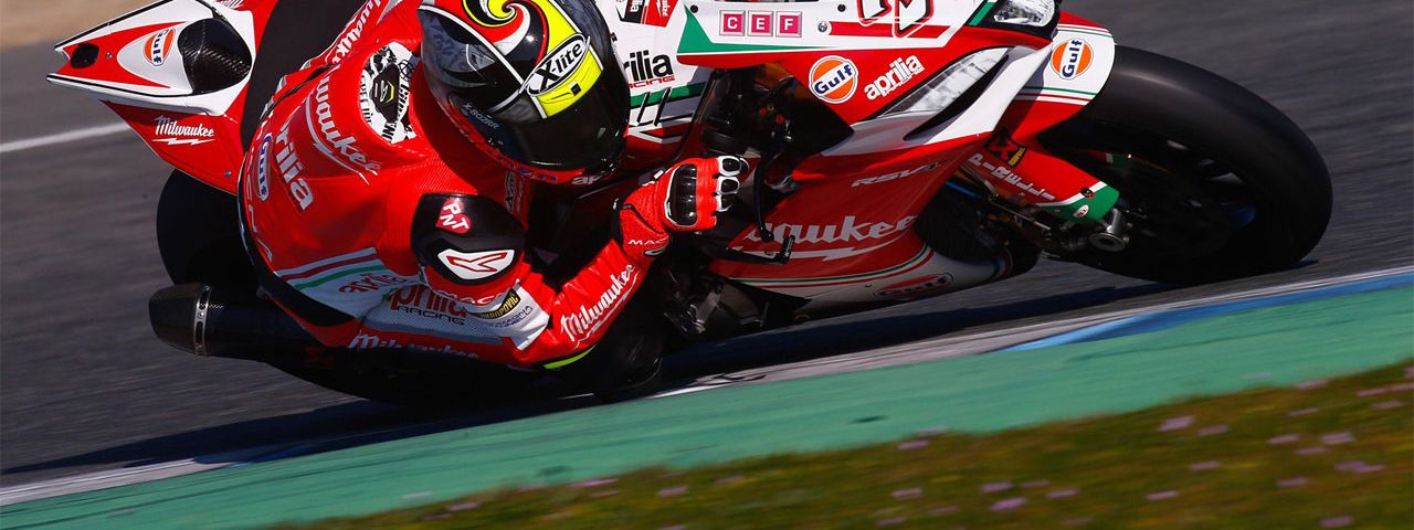 WSBK, TESTS AT JEREZ DE LA FRONTERA