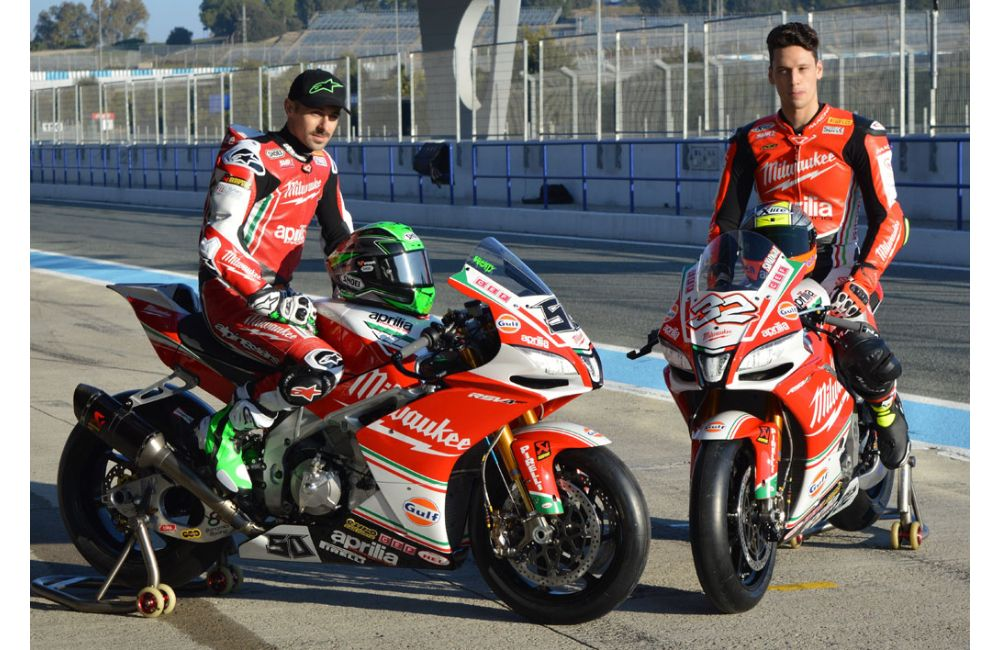WSBK, TESTS AT JEREZ DE LA FRONTERA_0
