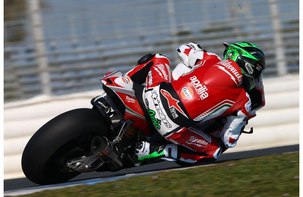 WSBK, TESTS AT PHILLIP ISLAND_1