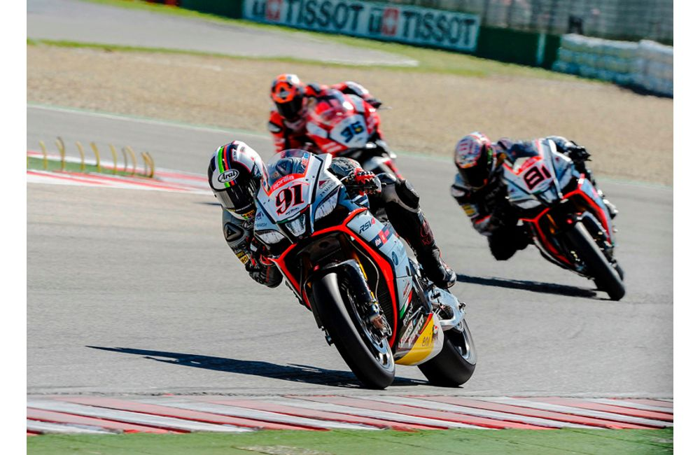WSBK IMOLA 2015 - THE RACES_1