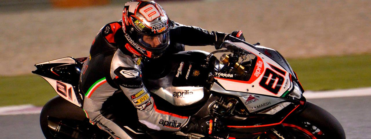 WSBK LOSAIL 2015 - THE RACE