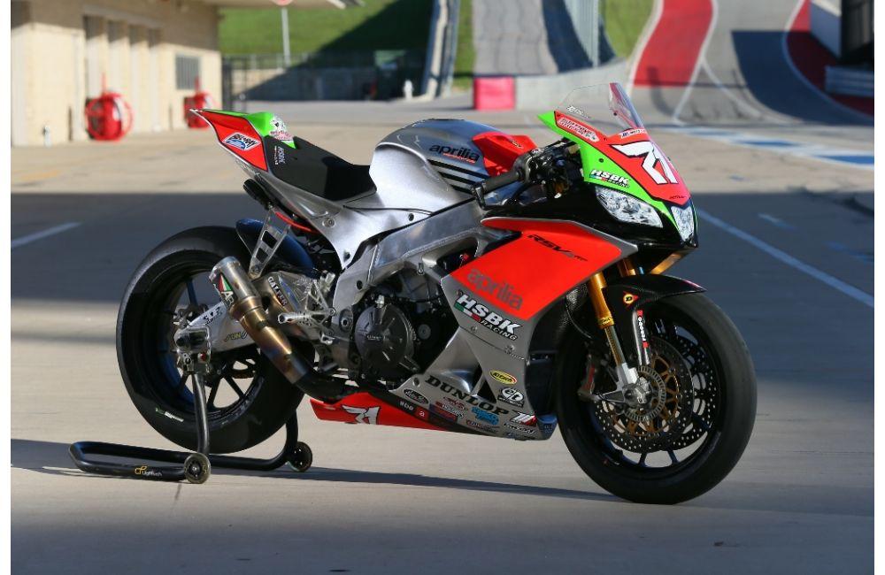 MOTOAMERICA: HSBK Racing STK 1000 TEAM - Aprilia