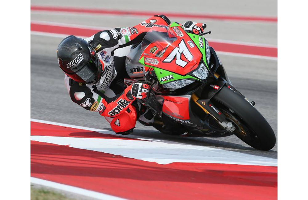 MOTOAMERICA: THE RSV4 AND CLAUDIO CORTI CONQUER AMERICA_1