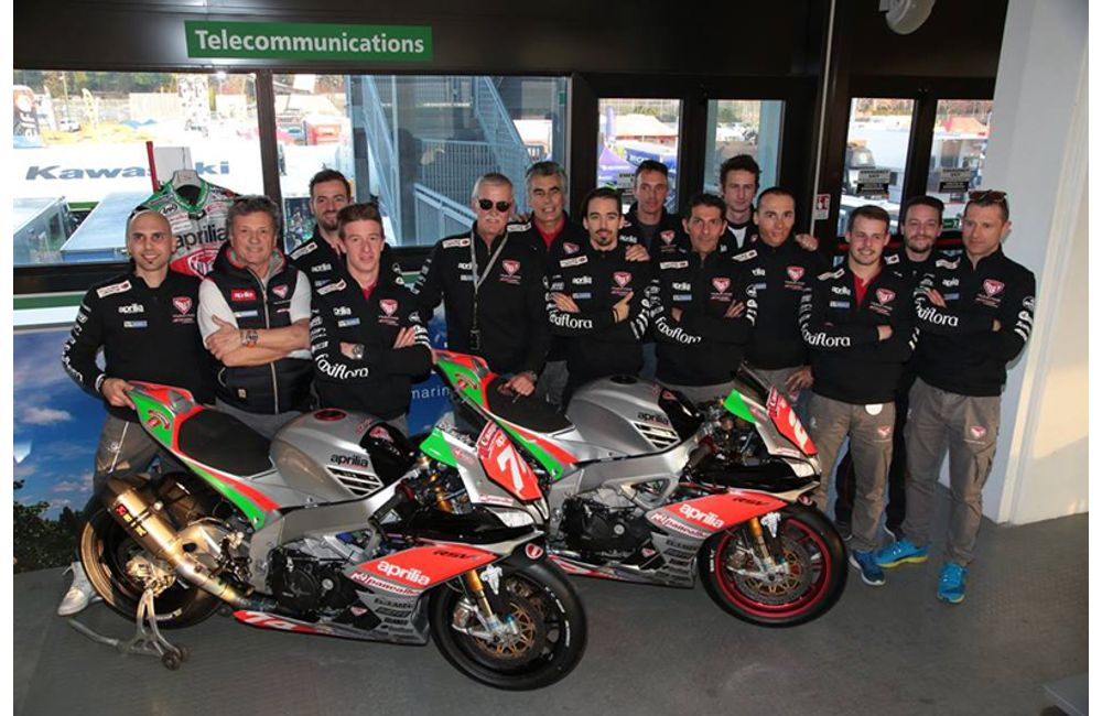 SUPERSTOCK 1000 - 2016 TEAM_3