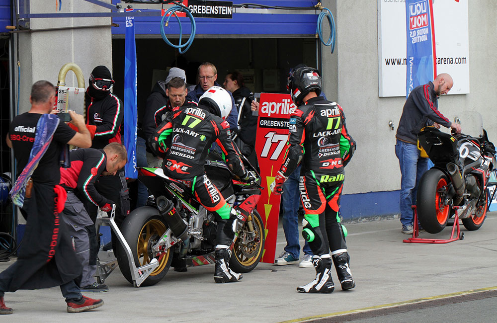 ENDURANCE, APRILIA GREBENSTEIN WINS THE OSCHERSLEBEN 6H AND THE FIM EUROPEAN CHAMPIONSHIP_2