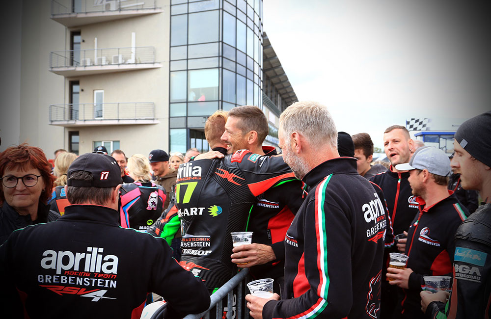ENDURANCE, APRILIA GREBENSTEIN WINS THE OSCHERSLEBEN 6H AND THE FIM EUROPEAN CHAMPIONSHIP_4