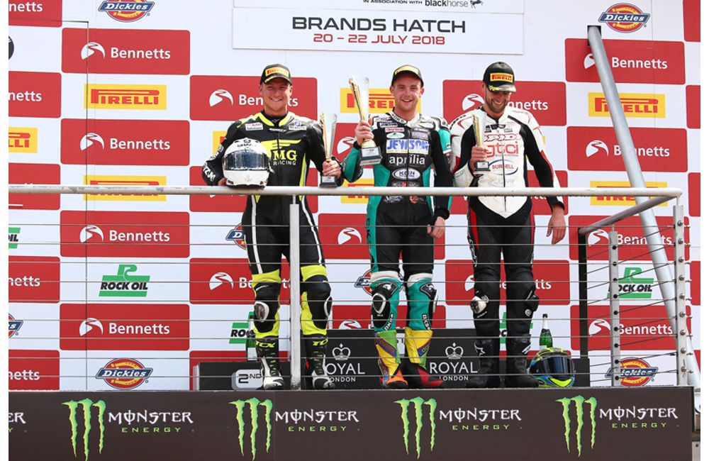 COLLIER TAKES SUPERSTOCK 1000cc DOUBLE WIN AT BRANDS HATCH_0