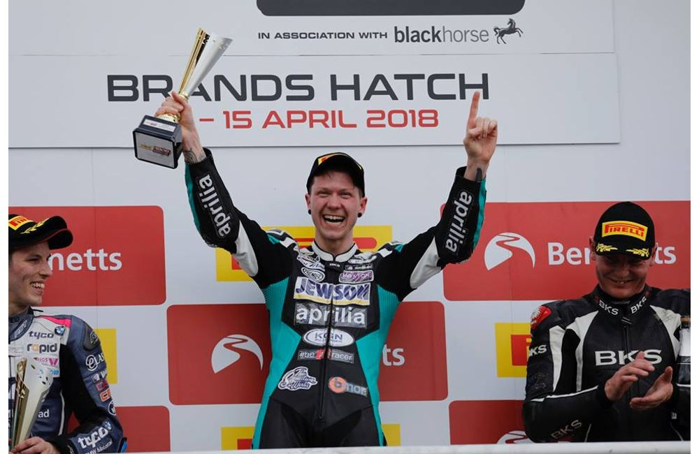 PLENTY OF 'SPEED IN REID' AS HE DOUBLE PODIUMS AT BRANDS INDY_0