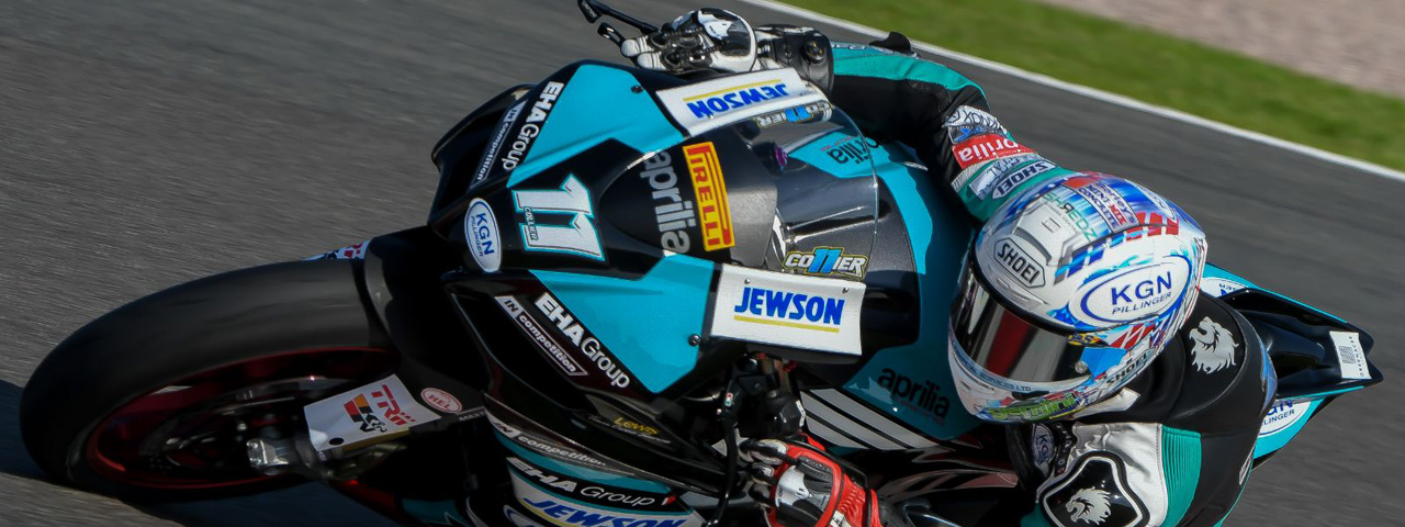 BANK HOLIDAY PODIUM FOR COLLIER AND EHA RACING AT OULTON PARK