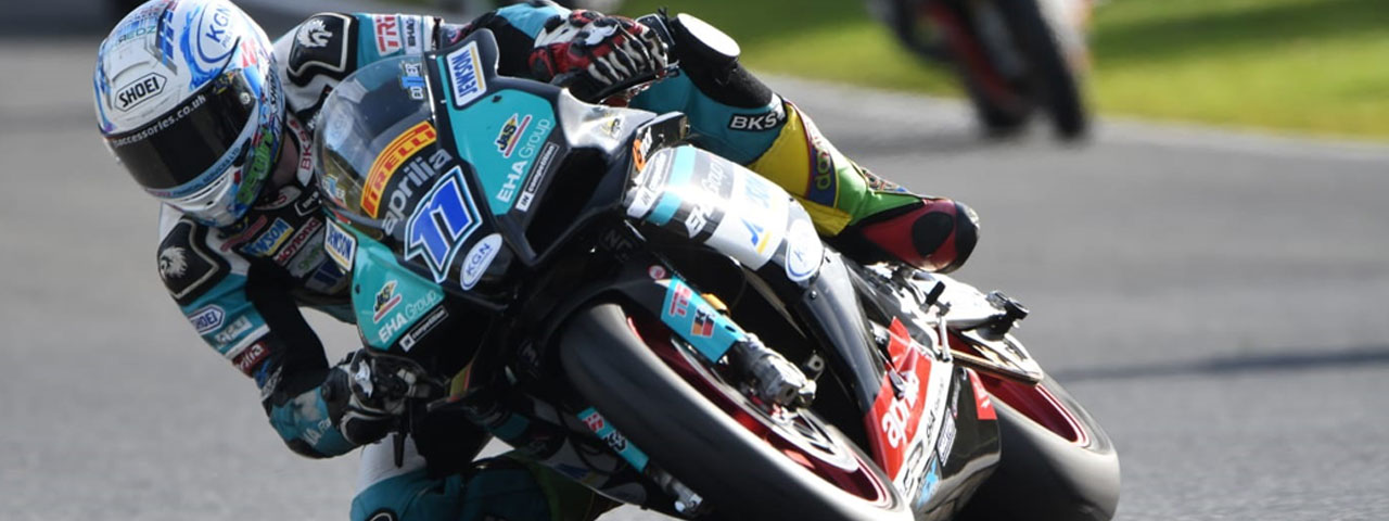 COLLIER THIRD IN DEBUT SEASON IN BRITISH SUPERSTOCK