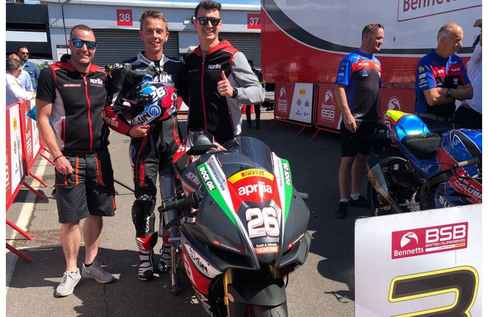 DONINGTON PARK: LEWIS ROLLO WINS IN SUPERSTOCK_1