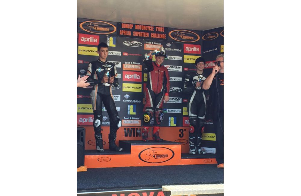 APRILIA SUPERTEENS - MAX COOK TAKES THE TITLE_0
