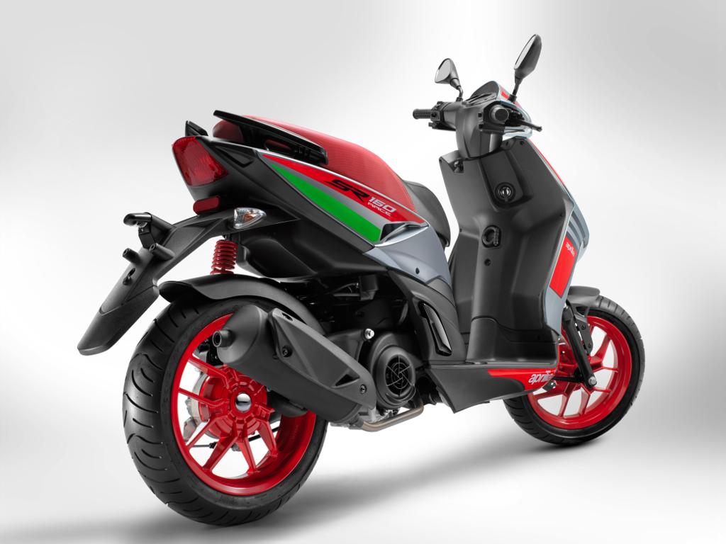 Aprilia Racing Scooter