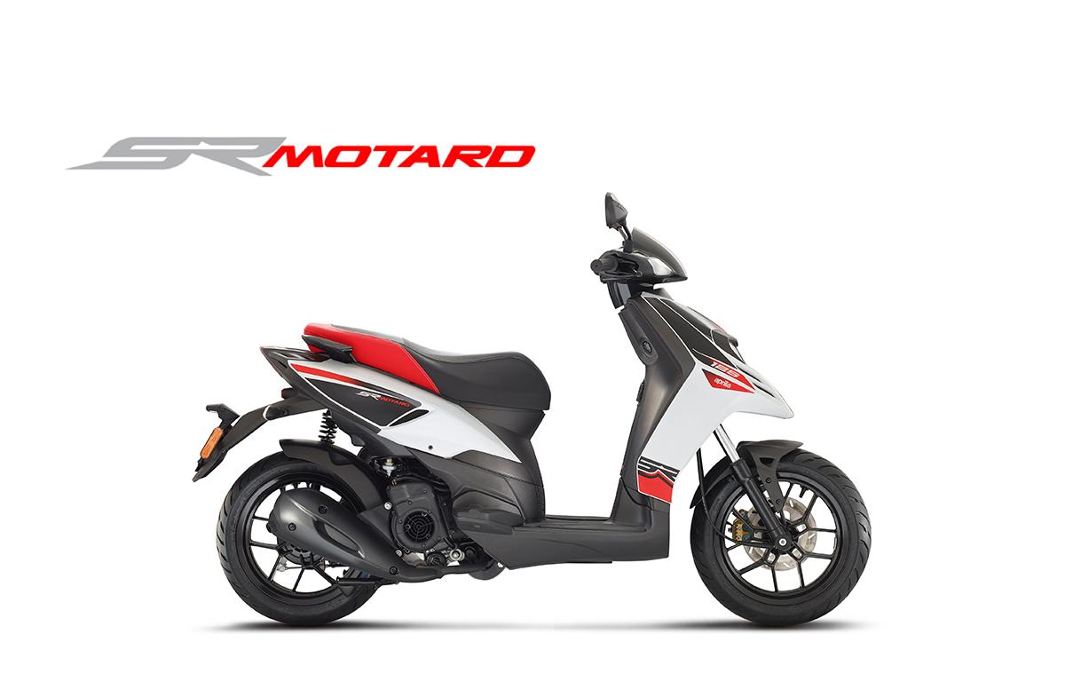 SR Motard 125