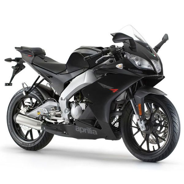 Aprilia RS4 50 black gallery