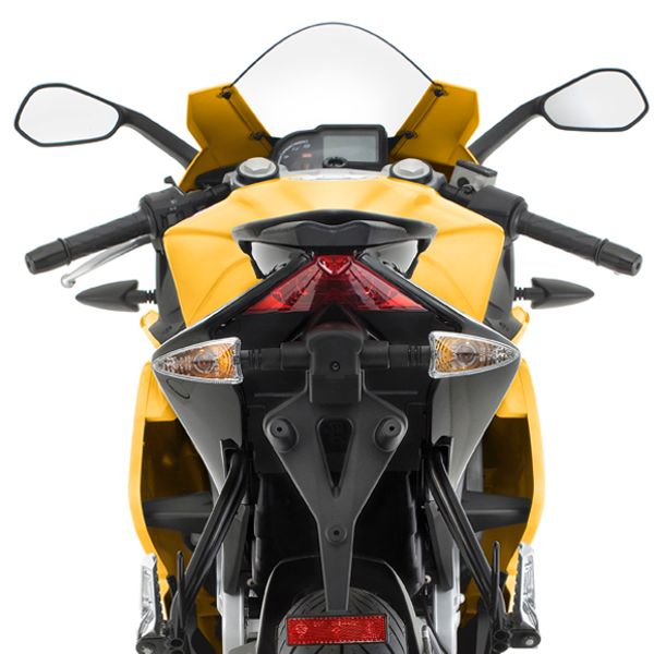 Aprilia RS4 50 yellow gallery