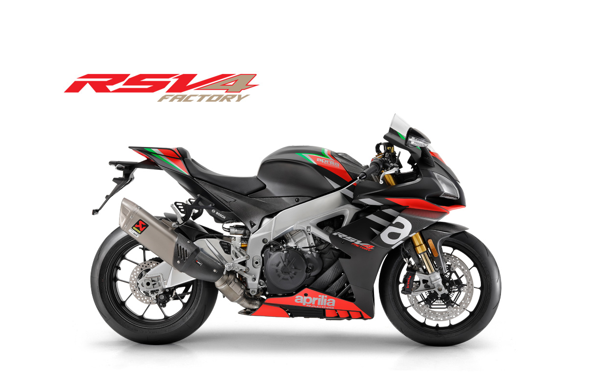 RSV4 1100 Factory 2020