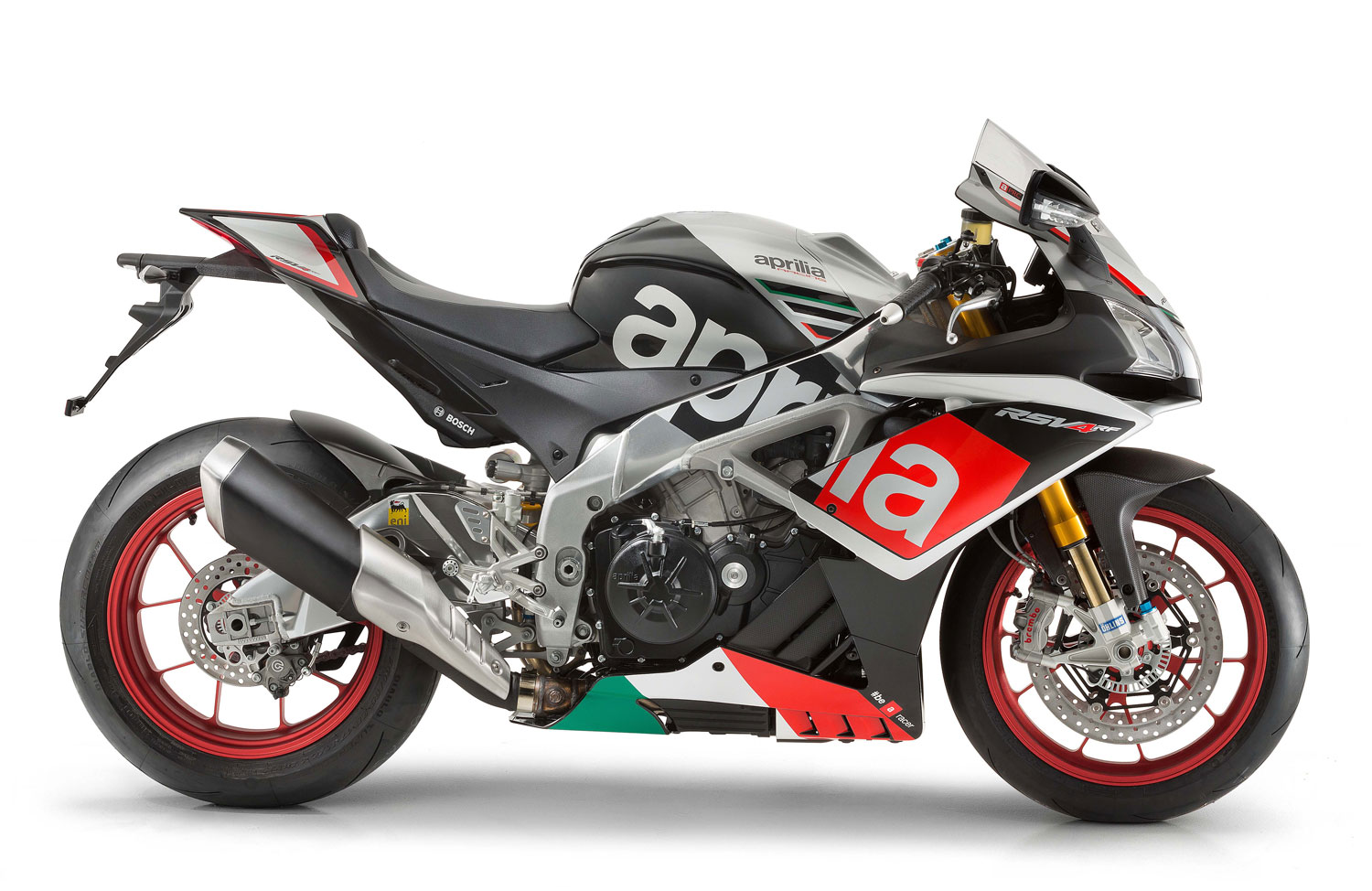Faster and Faster: 2016 Aprilia RSV4 R-FW unveiled, packs 230  ...
