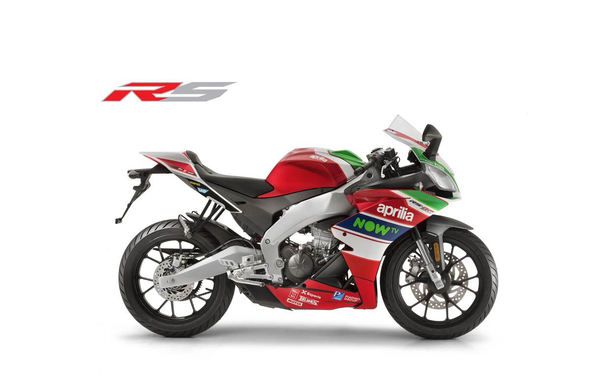 RS 125 Replica GP - Aprilia