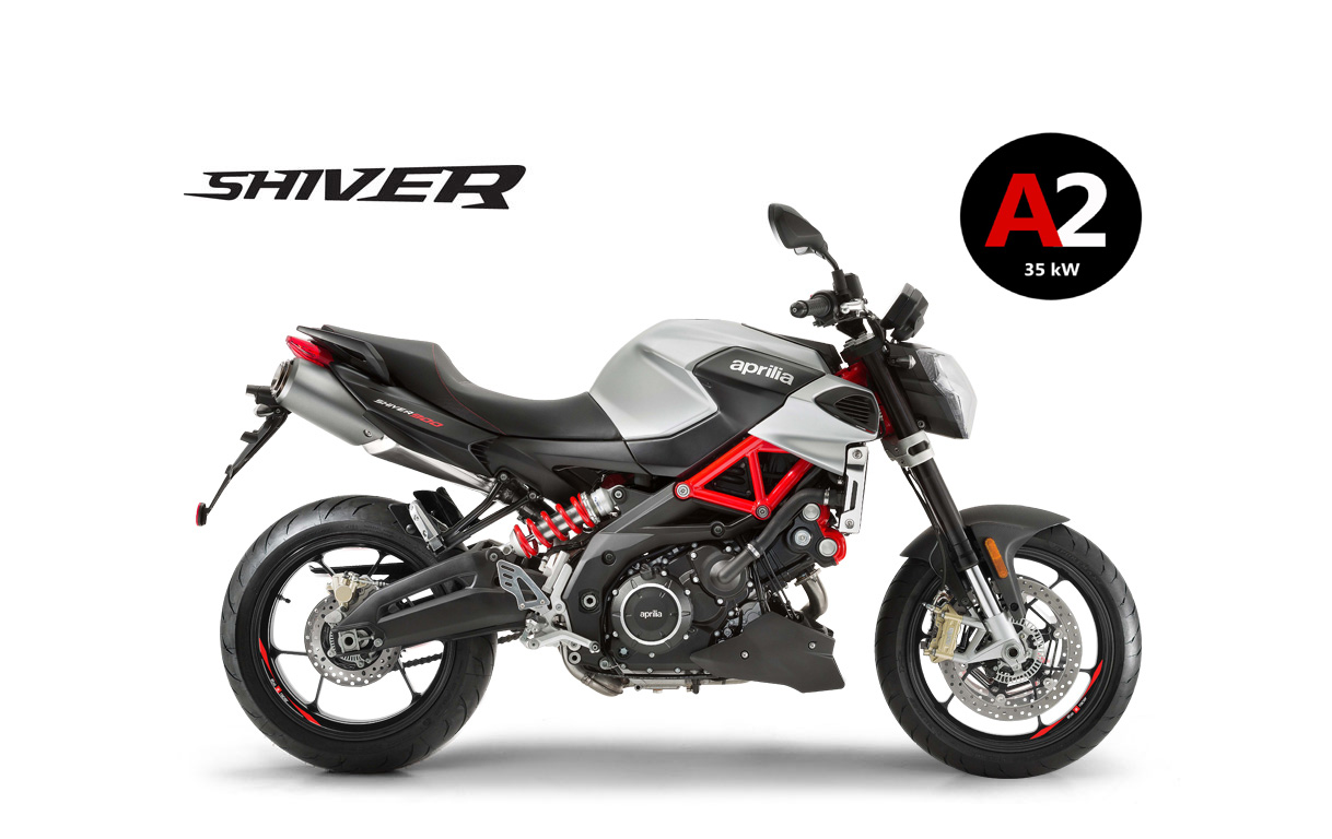 Shiver 900 35kW