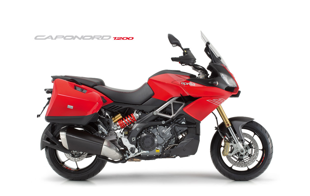 Caponord 1200 Travel Pack - Aprilia