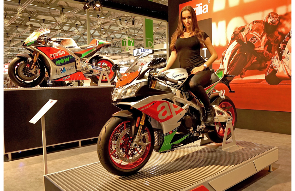 APRILIA AT THE GERMAN INTERMOT SHOW WITH IMPORTANT NEWS_4