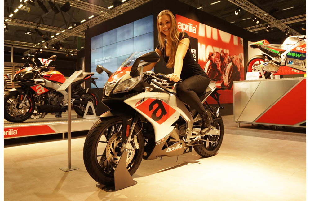 APRILIA AT THE GERMAN INTERMOT SHOW WITH IMPORTANT NEWS_8