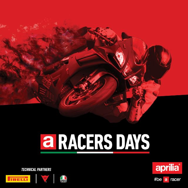 Aprilia Racers Days Track Experience Program_thumb