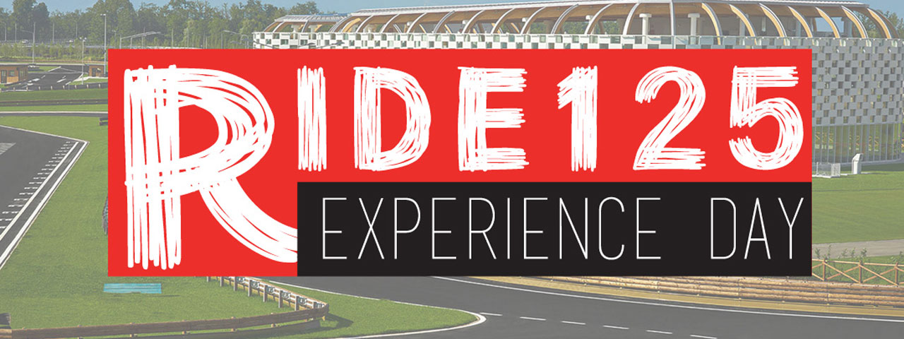 RIDE125 EXPERIENCE DAY, I 125CC IN PISTA AD ARESE