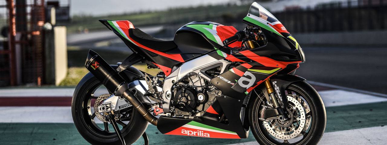 THE 10 UNITS OF THE RSV4 X ARE TAKING SHAPE AT APRILIA RACING