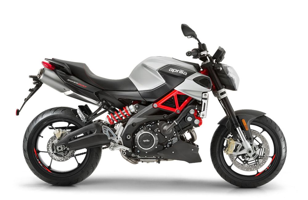 Aprilia Shiver 900 Exposed | What's New for 2019?_5